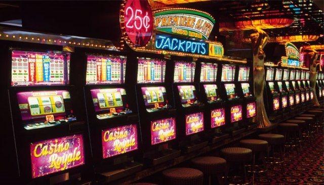 Игровые аппараты для игры на реальные деньги