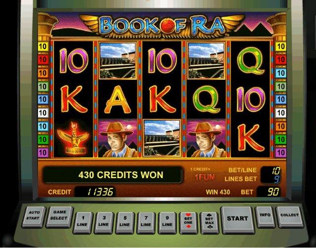 Игровые автоматы – азарт и адреналин каждый день