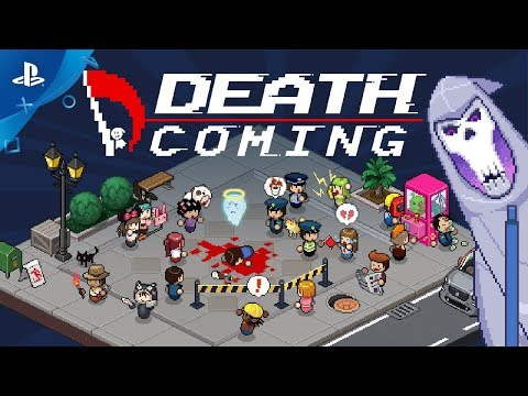Epic Games Store раздает игру Death Coming