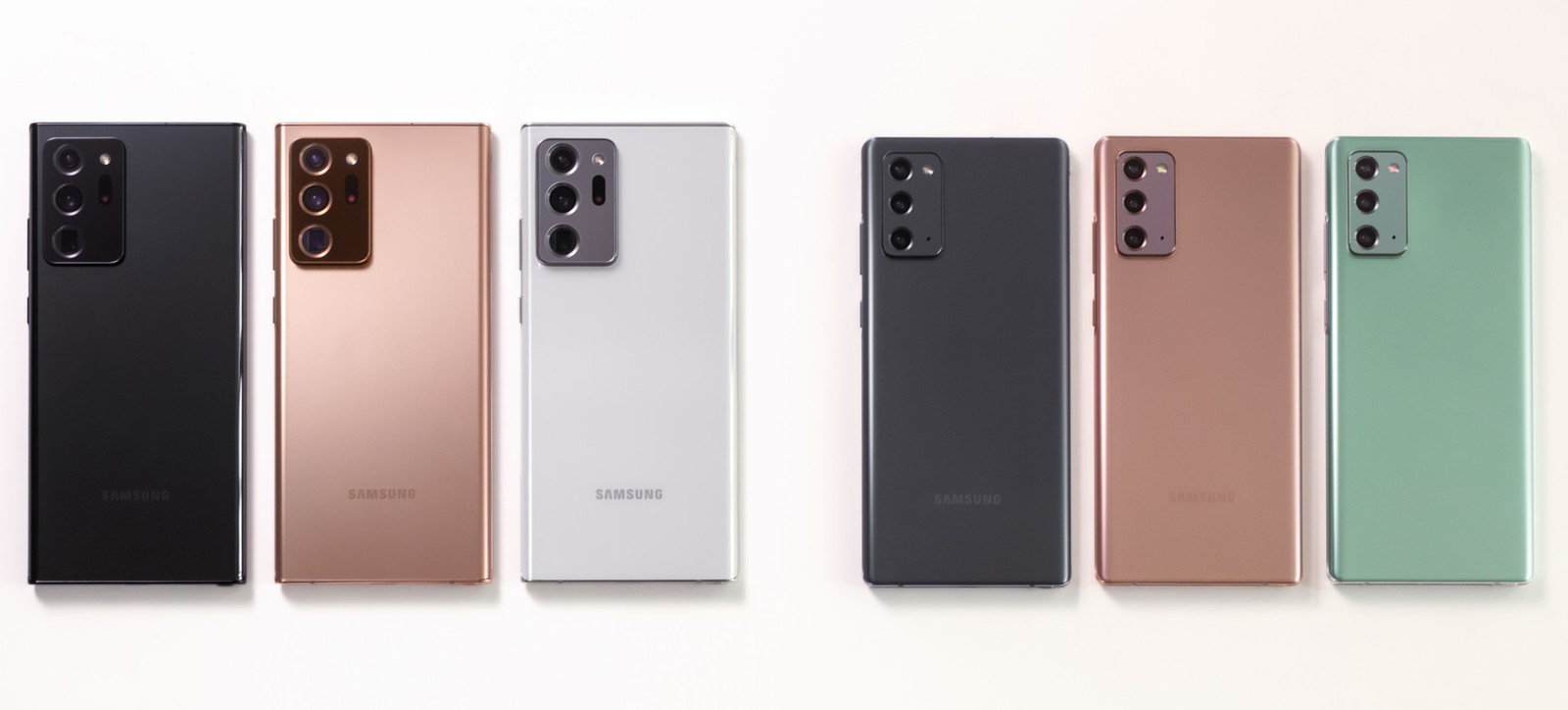 Samsung презентовала Galaxy Note20 и Galaxy Note20 Ultra